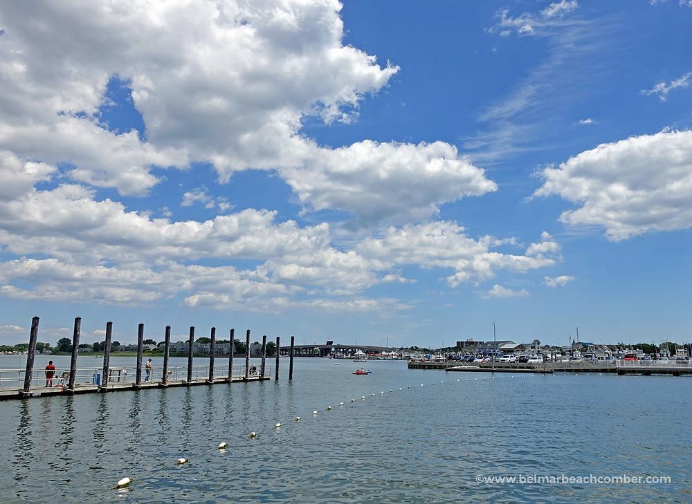 Shark River Bay Belmar NJ