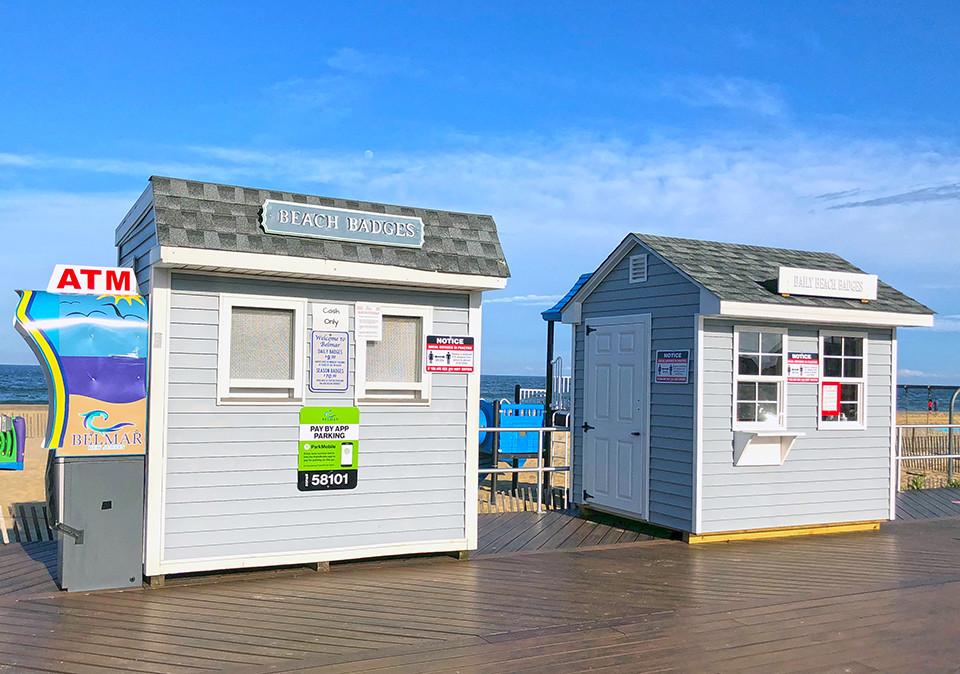 Buy Belmar Beach Tags