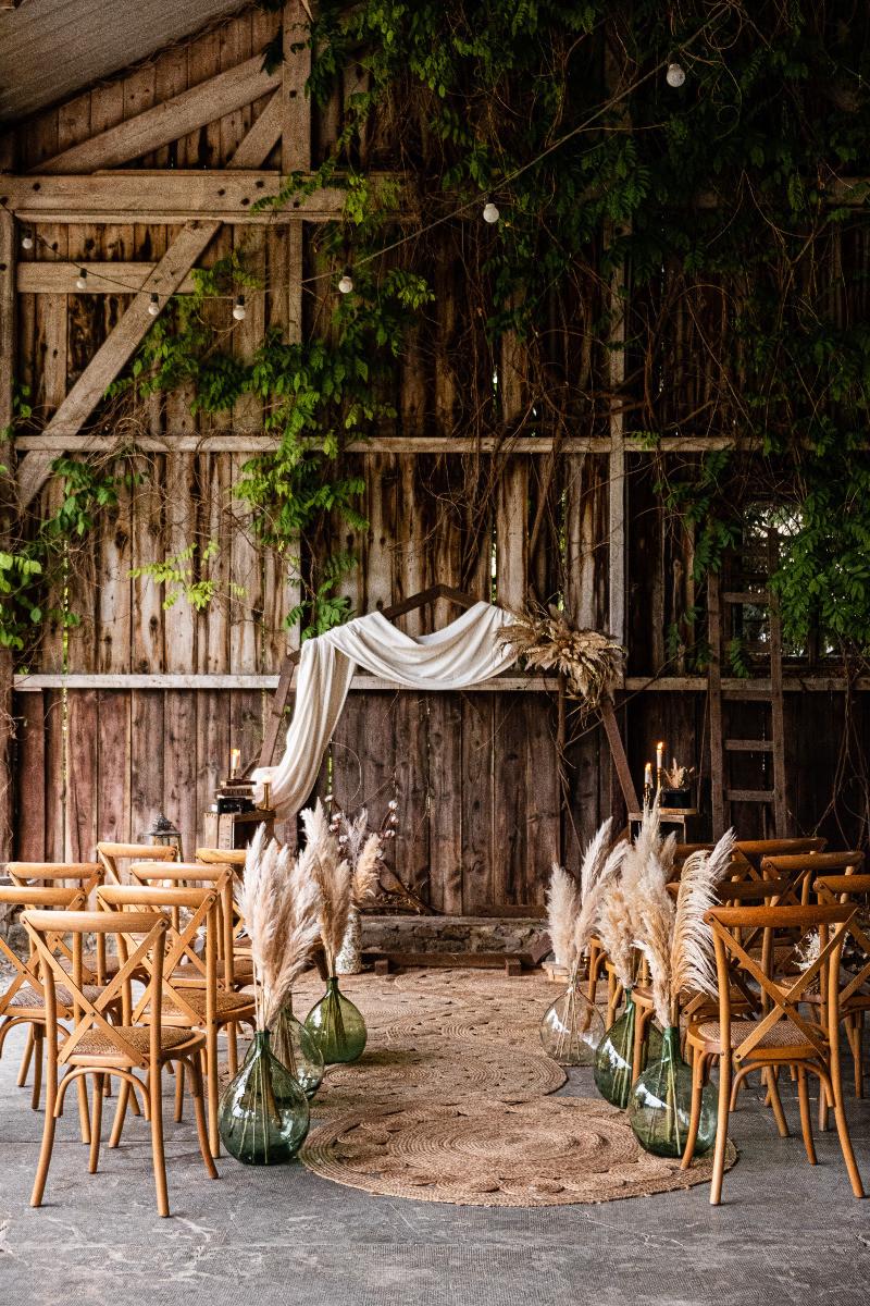 séance photo mariage en automne