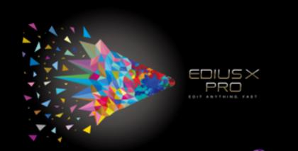 Edius X Workgroup (EDU Version)