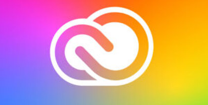 Adobe Creative Cloud All Apps Subscription – 12 Months (PC/Mac)
