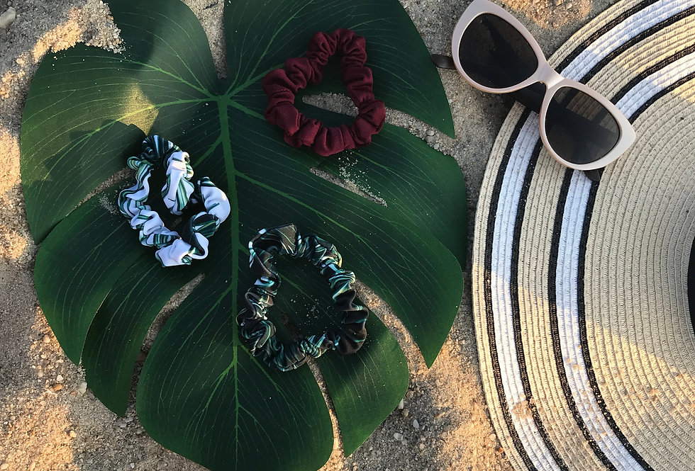 Scrunchie -Set of 3
