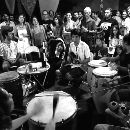 Roda de Samba do Cupinzeiro
