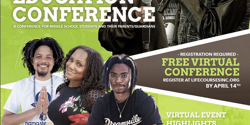 LIFE Courses, Inc - Youth Education Conference 2021