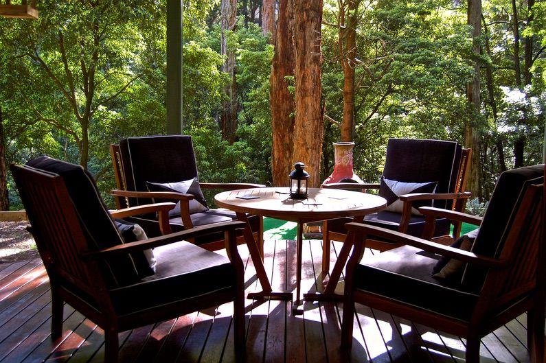 Dandenong Ranges Spa Accommodation