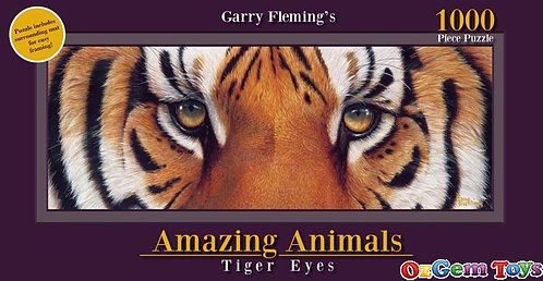 Tiger eyes- 1000 piece puzzle