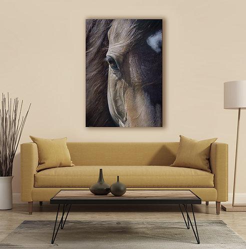 Dark Horse- Sepia