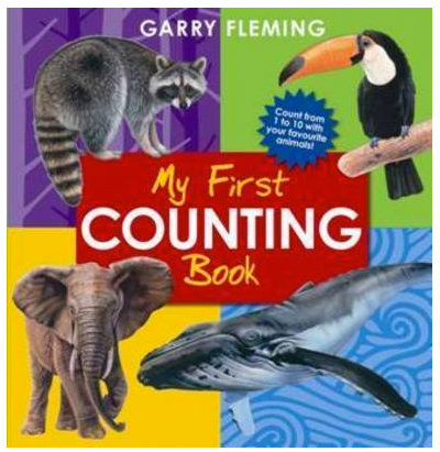 My first counting animals book