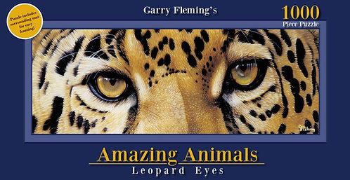 Leopard eyes- 1000 piece puzzle.
