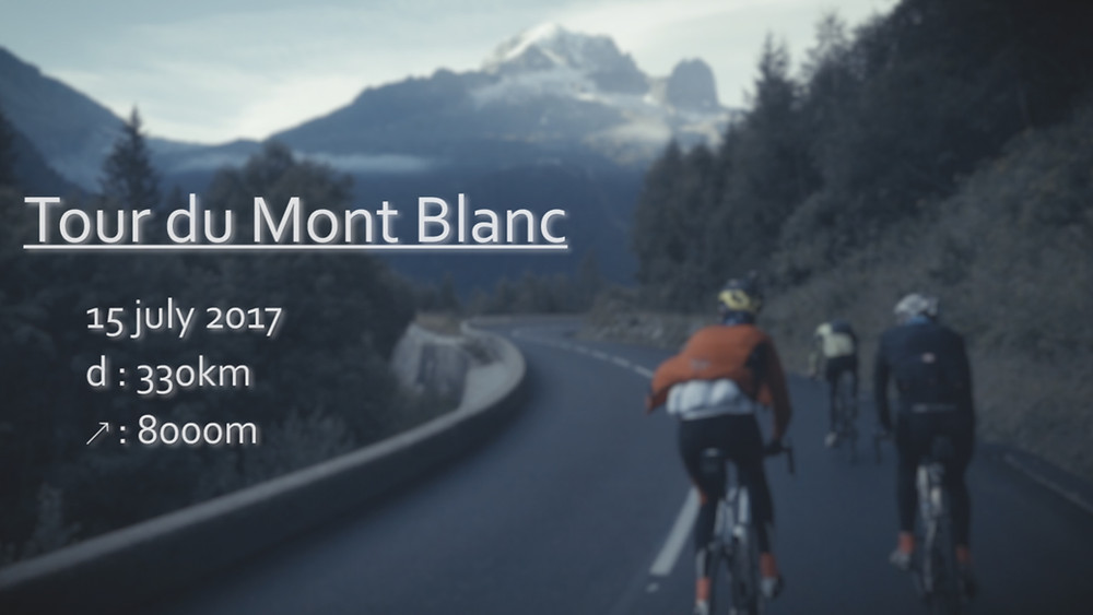 Tour du Mont Blanc Cyclosportive