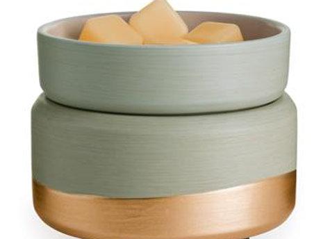 Wax Warmer - Gold