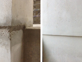 Concrete Repair Category No.6. Deflected Construction Joints