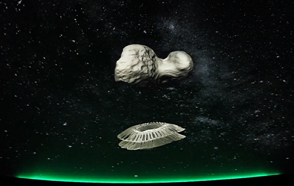 Observatory Philae talk.jpg