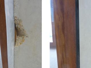 Architectural Concrete Repair Category No.1. Construction Damage