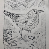 Printed Collagraph