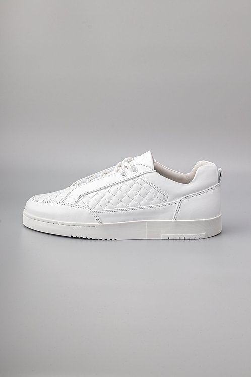 Leandro Lopes- LOW TOP - FORBES - WHITE
