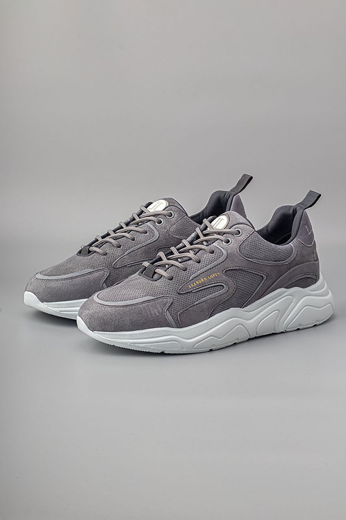Leandro Lopes - RUNNER - CRAFTER - GREY