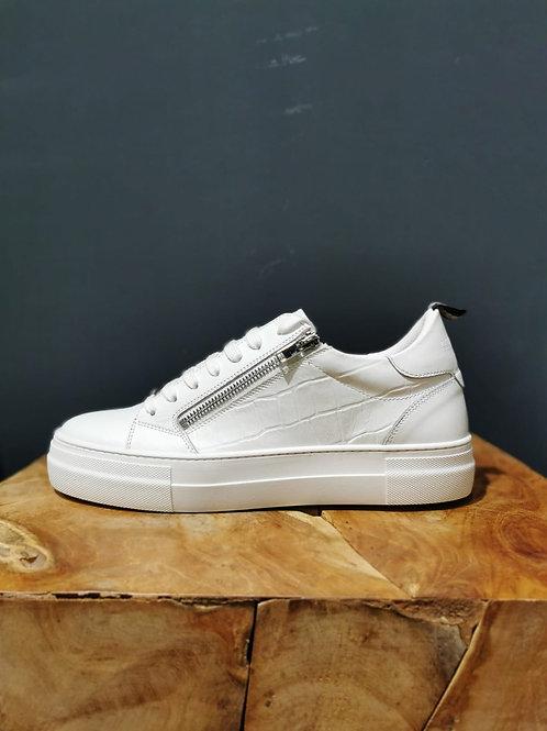Designer Sneaker mit Reißverschluss