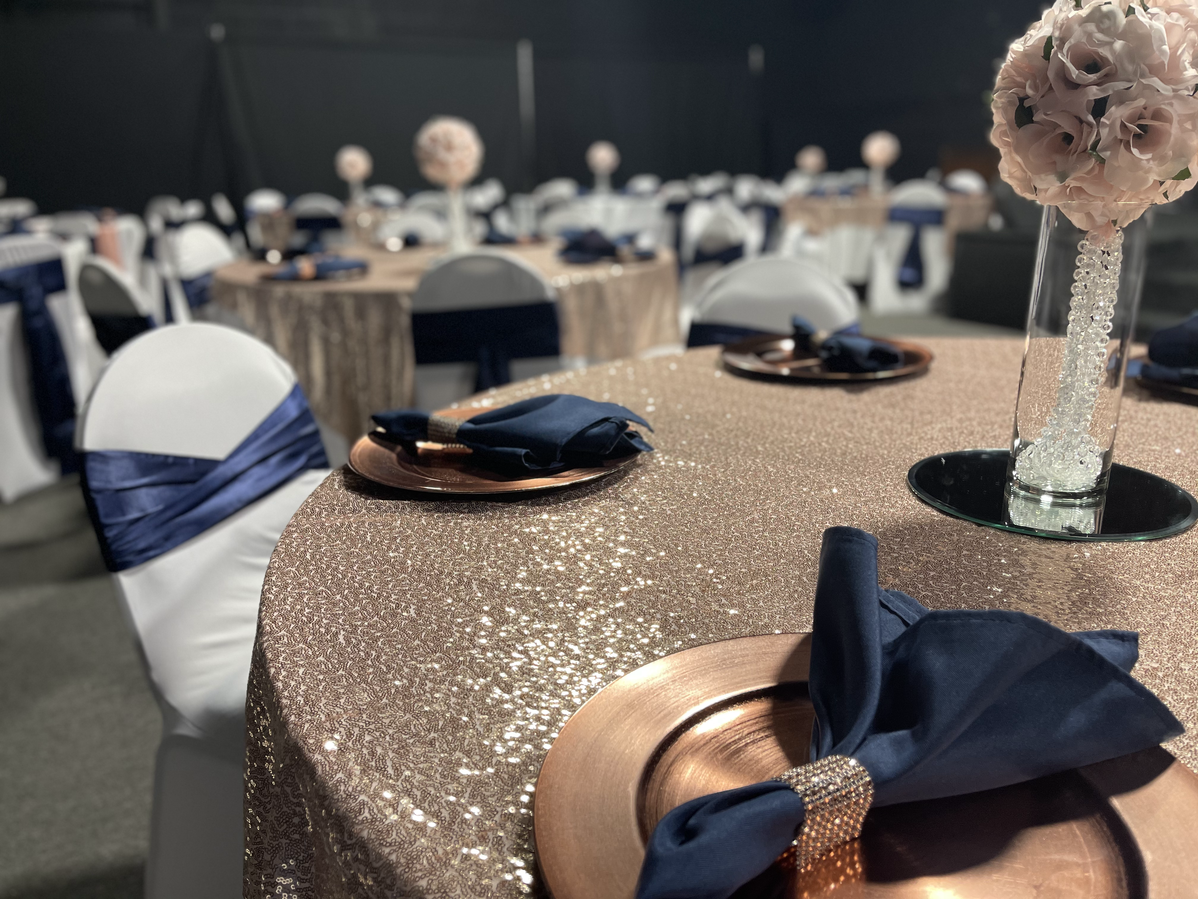Event Space with Decoration Services