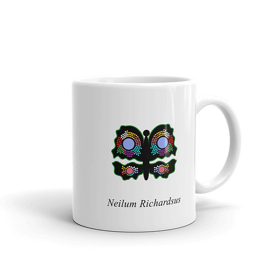 Datavizbutterfly - Neilum Richardsus - Mug