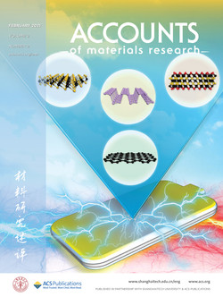 Accounts of materials research 1