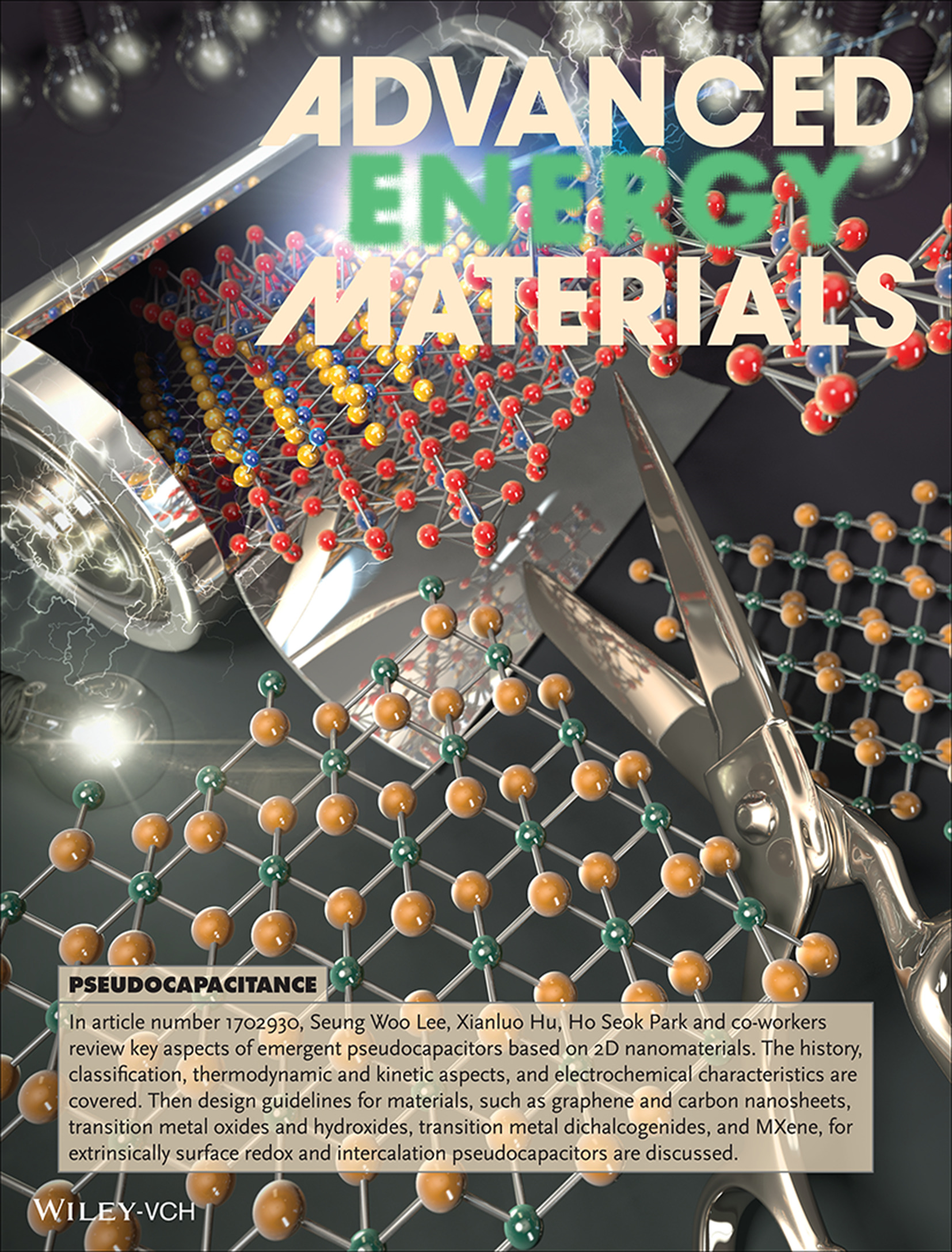 Advanced energy materials 4