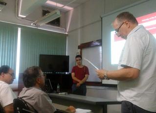 Approval on Qualification Exam - Pedro H. R. da Silva