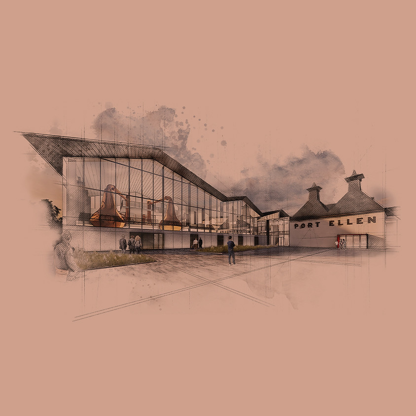 Designing Distilleries with Michael Laird Architects