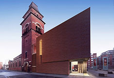 Halle St Peters by Stephenson Studio_Ext