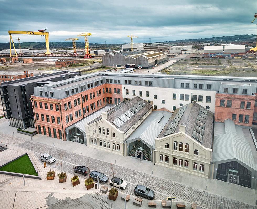 Harland & Wolff shipyard_Titanic Hotel.j