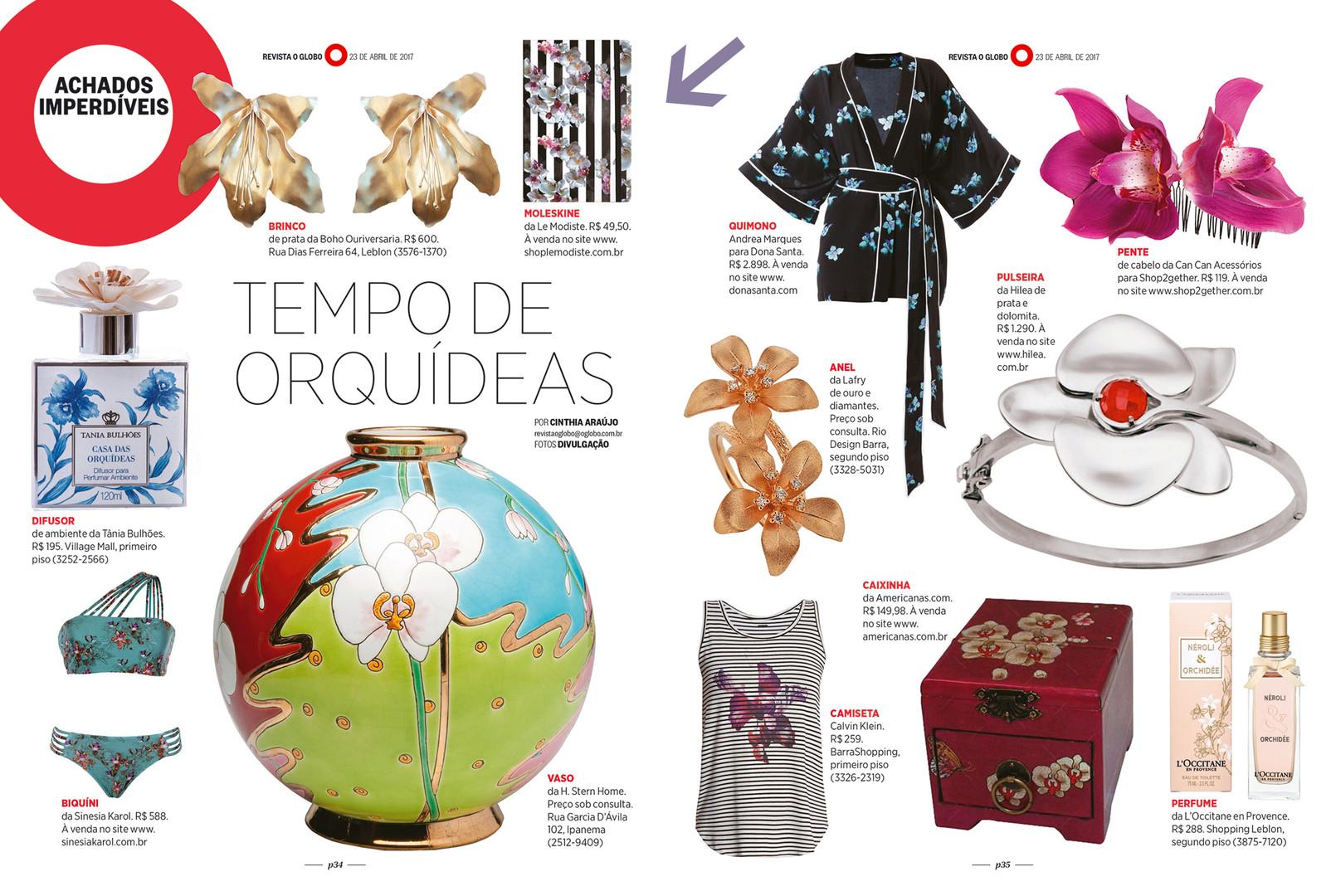 achados revista globo orquideas site nov