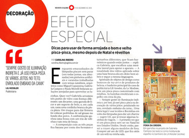 Revista O Globo | Especial de Natal