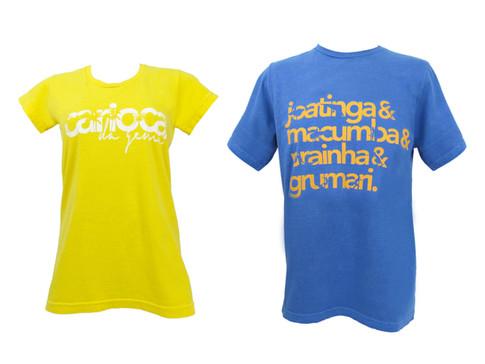 Camiseta Made in Rio by le modiste estampa exclusiva originals Rio de Janeiro, carioca, Dimona, Carioca da Gema, praias do Rio, joatinga, macumba, prainha, grumari, camiseta surf, surfista