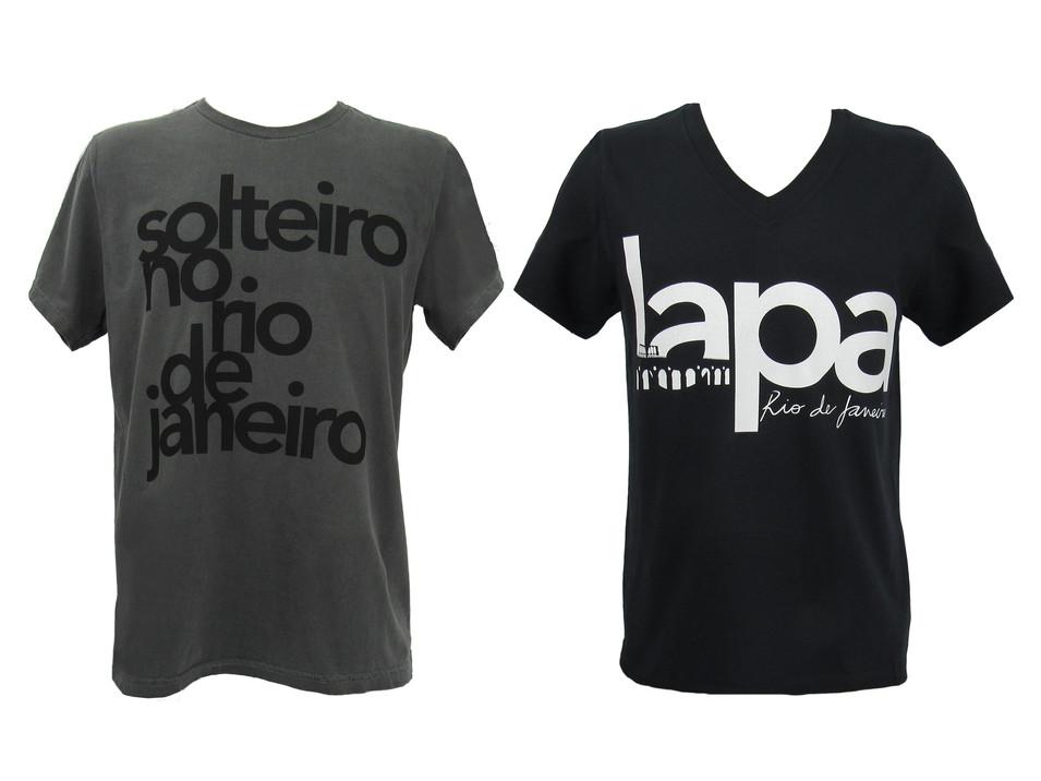 Camiseta Made in Rio by le modiste estampa exclusiva originals Rio de Janeiro, carioca, Dimona, Solteiro no Rio de Janeiro, Lapa