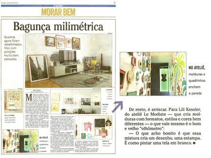 Caderno Morar Bem | O Globo