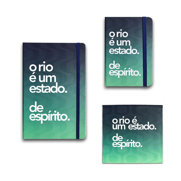 Papelaria cadernetas tipo moleskine e blocos de anotações de recado com estampas excluivas le modiste originals Made in rio de janeiro