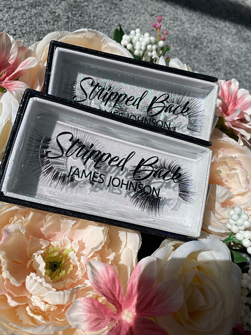 STRIPPED BACK - LASHES
