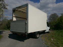 63 Ford Luton Van Tail Lift (4)
