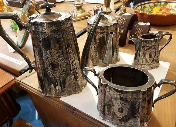 Walker & Hall (Sheffield) Tea/Coffee Set