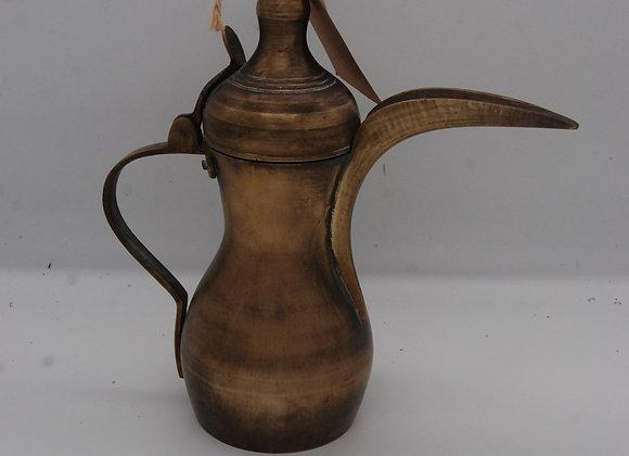 Arabian Brass Coffee Pot