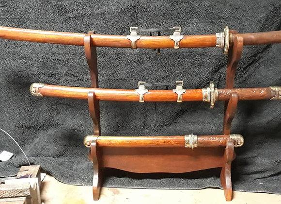 Japanese style swords