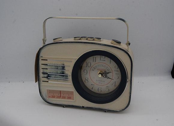 Vintage Style Radio Clock