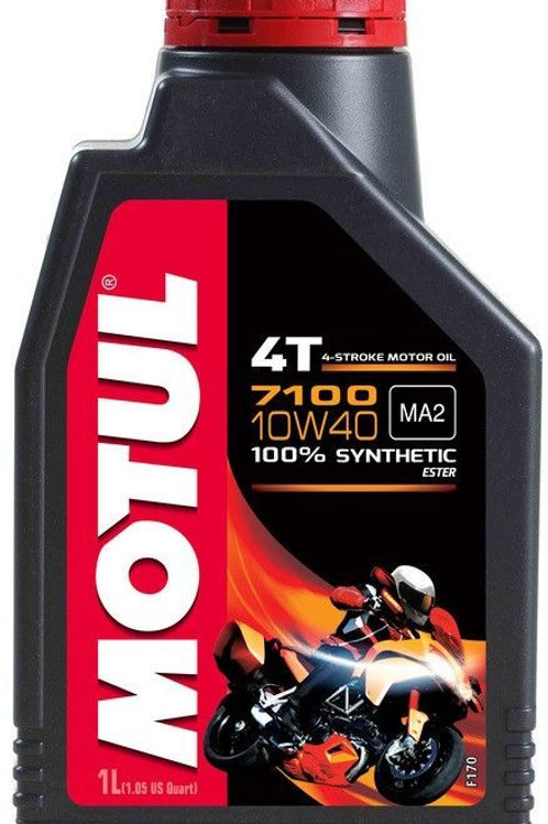 Motul 7100 fully synthetic 10w40 1L