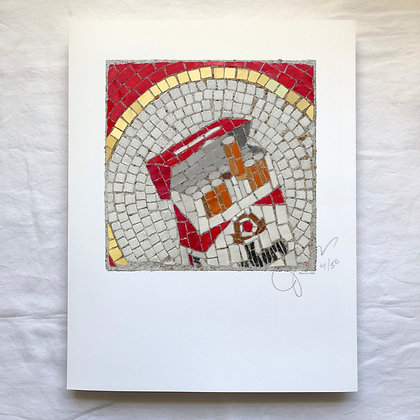 """""""Perpetual Smokes"""" signed & numbered limited edition print"""