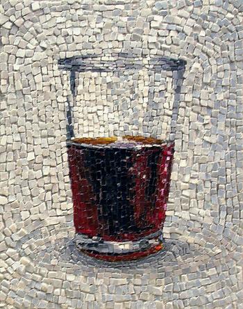 pessimistic pepsi, mosaic, bachor