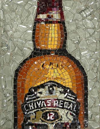 original chivas, mosaic, bachor