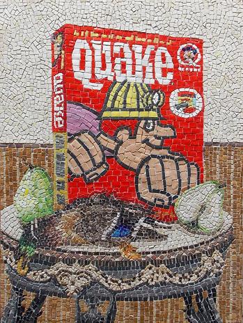quake, mosaic, bachor
