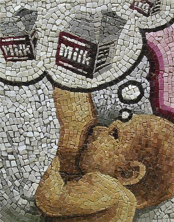 brand loyalty, mosaic, bachor