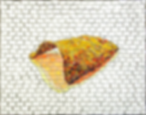super realistic dorito, mosaic, bachor