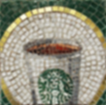 perpetual starbucks, mosaic, bachor